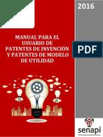 Manual Usuario en Patentes