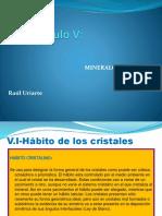 Cap. V - Mineralogia Fisica - P1.pptx