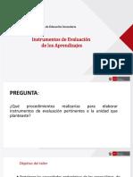 Instrumentos de Evaluacion-matematica