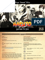 Naruto ''Shinobi No Sho'' - Livro Básico - Beta 2.01