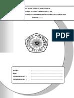 Log Book Konsultasi Mahasiswa Program Sarjana 2012 Revisi 5 Maret