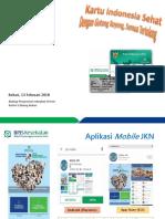 1. Materi Pertemuan Jejaring Mobile JKN 2018
