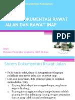 Sistem Dokumentasi Rawat Jalan Dan Rawat Inap