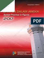 Banten Dalam Angka 2017