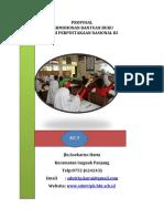 Cover Proposal Bantuan Buku