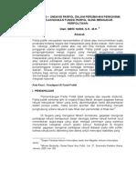 43201 ID Undang Undang Parpol Dalam Perubahan Peradigma Pelaksanaan Fungsi Parpol Guna Me