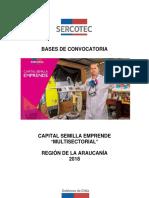 Bases Semilla Emprende Multisectorial 2018