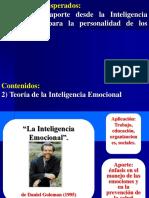 Inteligencia Emocional 2018