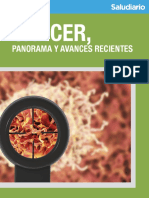 Cancer Panorama Avances