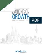 Affin Bank 2013
