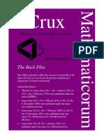 Crux v16n01 Jan