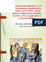 Cal 29 Mayo 17 Diplomado Derecho Administrativo