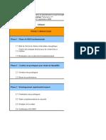 Modele Planning