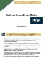 Gobierno Corporativo en México