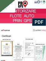 Brosura ProGPS - Platforma