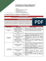 PRIMERA UNIDAD COM. 2° 2017