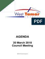 West Tamar Council agenda