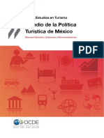 MEXICO TOURISM POLICY REVIEW_EXEC SUMM ASSESSMENT AND RECOMMENDATIONS_ESP.pdf