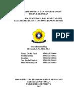 Resume Diversifikasi Dan Pengembangan Produk Perairan Benar