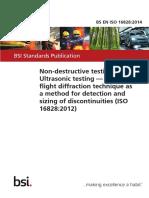 BS EN ISO 16828-2014