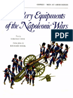 Osprey - Men at Arms 096 - Artillery Equipments of the Napoleonic Wars (Cleaned)