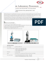 Lab Processor Catalog