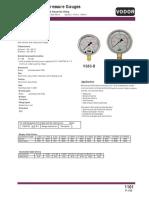 VODOR压力表资料.pdf