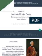 Metoda Monte Carlo _ TOma