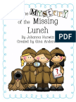 4thgradeTreasuresReadingUnit1Week1TheMysteryoftheMissingLunch