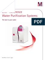 Elix® Reference Water Purification Systems