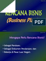 9b. Business Plan