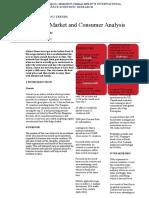 Zomato Market and Consumer Analysis.rtf