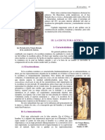 escultura gotica España monografico