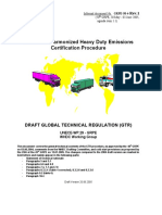 Worldwide Harmonized Heavy Duty Emissions