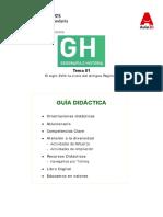 CIENCIAS SOCIALES 4 ESO