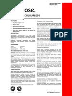 273134735 Solignum Colourless Wood Preservative
