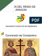 Origen del Reino de Aragón - 2018