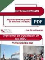 Bioterrorismo AQP 2010