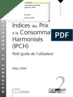 CEE Indices Des Prix
