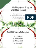 Faktor Kritikal Kejayaan Program Pendidikan Inklusif