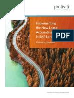Lease Accounting Sap Landscapes Whitepaper Protiviti
