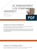 Strathmore University Case Study Analysis