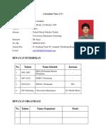 CV Arif
