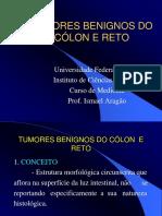 TUMORES Benignos DE CÓLON E RETO.ppt