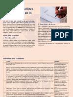 Procedure and Timelines for Civil Litigation in Kenya