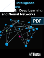 570ia - Libro (Ing) - Artificial Intelligence for Humans, Vol3; Deep Learning Ad Neural Networks 2015