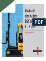 Baumann BGX
