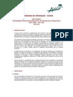 Diplomado IFRS NIIF UdeA Acuda
