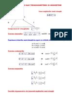 Trigonometrie
