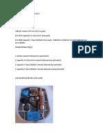 Power Plug Noise Filter d.i.y.